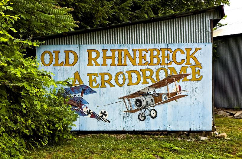 Aircraft Hanger, Old Rhinebeck Aerodrome, Rhinebeck, NY 2005
