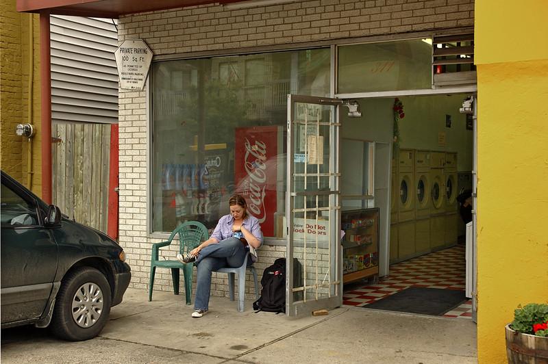 Laundromat, Kensington Market, Toronto, Canada 2004