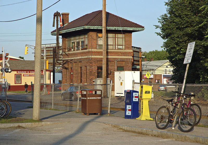 Railroad Signal Tower, Waltham, MA 2004