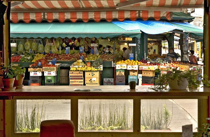 Fruits and Vegetables, Kensington Market, Toronto, Canada 2004