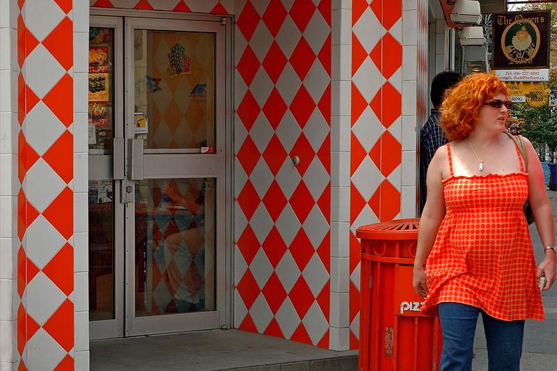 Queen Street, Toronto, Canada 2004