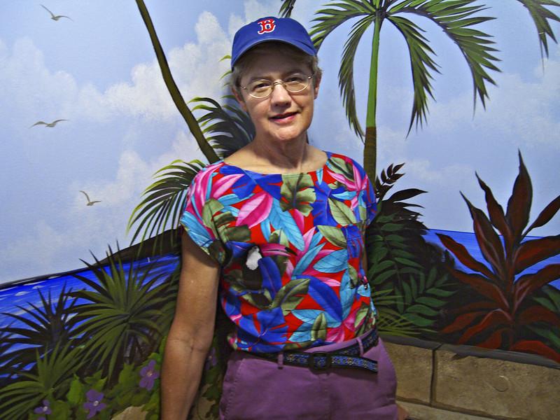 Carolyn Kingston, Singer, in St Petersburg, FL 2005