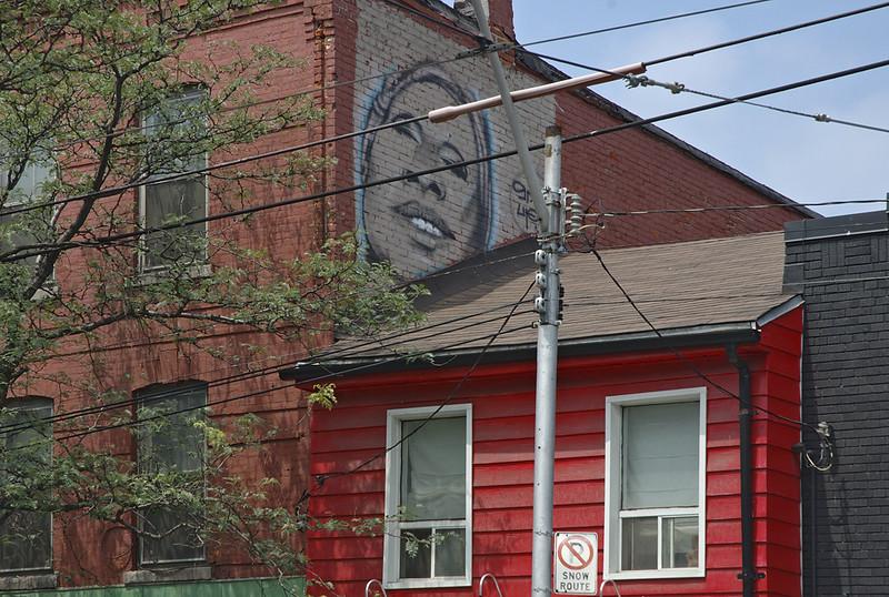 Queen Street, Toronto,Canada, 2004