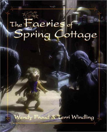 Faeries of Spring Cottage