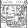 P. 5 Art<br /> Mission San Juan Capistrano <br /> Orange County's Colorful Past Coloring Book<br /> Commissioned by the Orange County Archives<br /> By Laura Hoffman<br /> <br /> Used by permission from the Orange County Archives