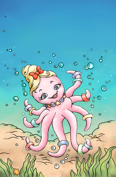 Cover Art - cropped: Why Does an Octopus Need Eight Arms?