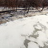Stepping Stone Falls Clear Winter Day Aerial Photography 9