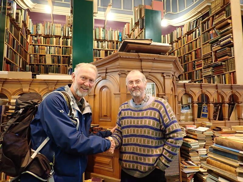 Leakey's Bookshop Inverness,