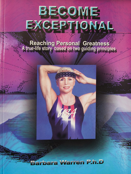 Become Exceptional: Reaching Personal Greatness (ISBN-10: 0759690952 available at Amazon.com)