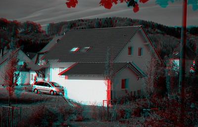 Haupstuhl in Anaglyph Stereo for Ebook