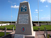 1st Engineer Brigade Monument in the Normany Region of France