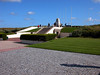 War Monument in the Normandy Region of France