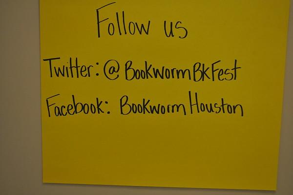 Bookworm Festival (Spring Oaks Middle)