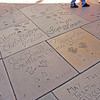 Grauman's Chinese Theatre is a movie theater located on Hollywood Boulevard along the historic Hollywood Walk of Fame. Some Chuck's have all the luck...Charlton Heston has the pleasure of being surrounded by some of Hollywoods most endearing (and endowed) beauties. CA-hollywood-23mar09-858