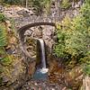 Christine Falls in Mount Rainier National Park, Washington.  WA-MtRainier-09oct09-035