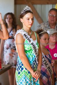 2010 Boone County Fair Queen & Little Miss
