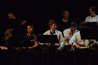 BHS Jazz Band & Wind Ensemble