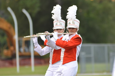 Boone High School Marching Band 2012