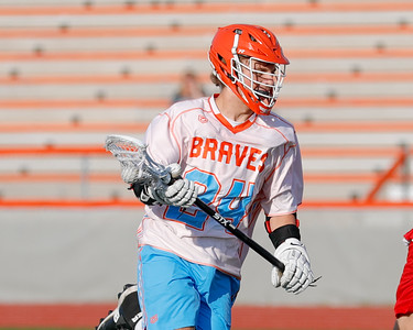 High School Lacrosse: Braves JV Lacrosse Defeat East River High School