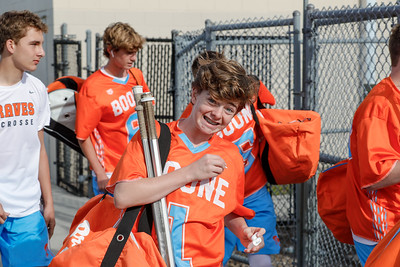 High School Lacrosse: Braves JV Lacrosse Take on Freedom High