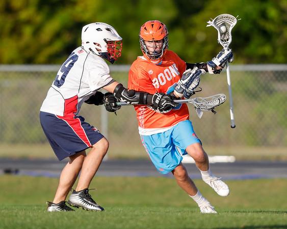 High School Lacrosse: Braves JV Lacrosse Take on Freedom High