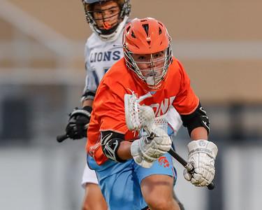 High School Lacrosse: Braves JV Lacrosse at Lake Nona High School