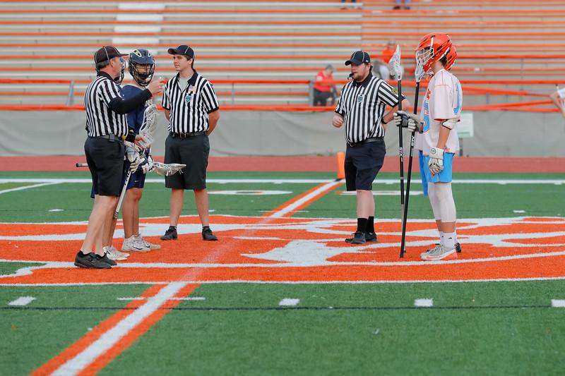 High School Lacrosse: Braves JV Lacrosse Defeat University High School 8-1