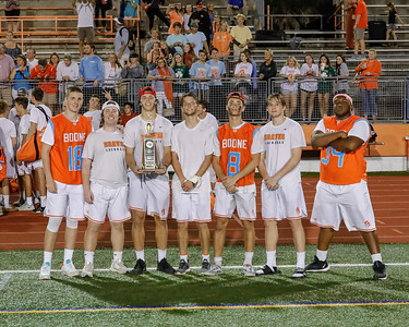 High School Lacrosse: Braves Varsity Lacrosse Defeat Winter Park Wildcats 10-8 to Win Back the Metro Trophy