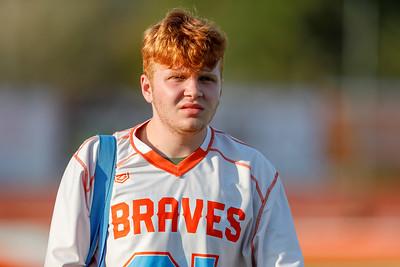 High School Lacrosse: Braves Varsity Lacrosse Defeat Colonial High School 18-0