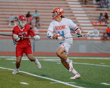 High School Lacrosse: Braves Varsity Lacrosse Defeat East River High School 13-2