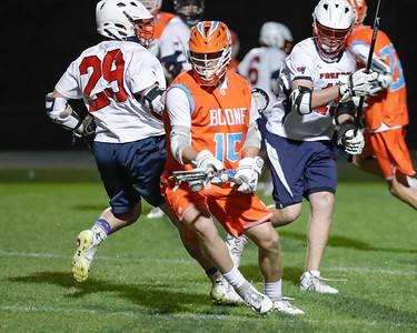 High School Lacrosse: Braves Varsity Lacrosse at Freedom High
