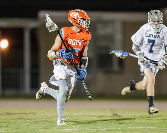 High School Lacrosse: Braves Varsity Lacrosse at Lake Nona High School