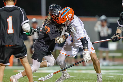 High School Lacrosse: Braves Varsity Lacrosse Win First Game of Season Against Seminole.