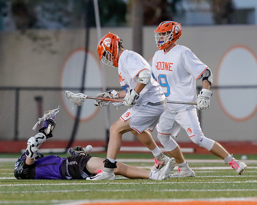 High School Lacrosse: Boone High Men's Varsity Lacrosse win 11-8 over Timber Creek in the district semi-finals.