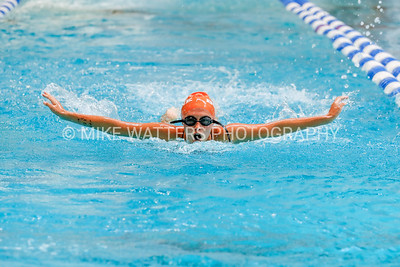 High School Swimming: Braves Host Timber Creek