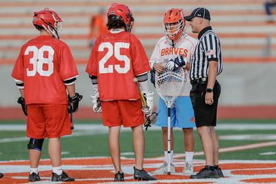 High School Lacrosse: Braves JV Lacrosse Defeat East River High School