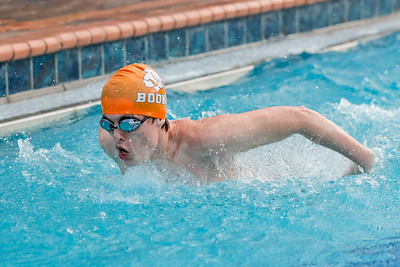 High School Swimming: Braves Host Lake Nona