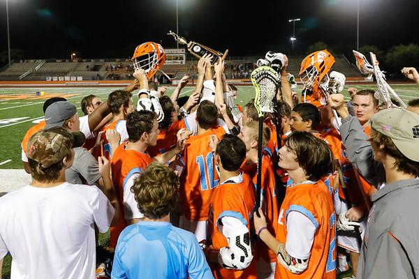 High School Lacrosse: Braves Varsity Lacrosse Defeat Winter Park Wildcats 10-8 to Win Back the Metro Trophy