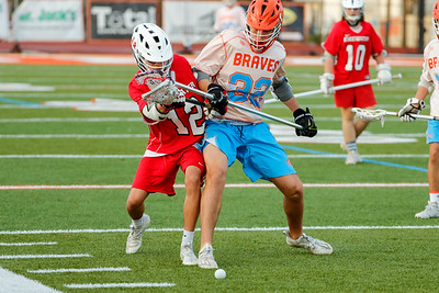 March 2, 2021; Orlando, FL, USA; Boone High Men's JV Lacrosse win 19-3 against Edgewater during a match at McCoy Federal Credit Union Athletic Complex. . Mandatory Credit: Mike Watters-Boone High Sports