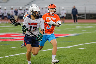 Feb 19, 2021; Altamonte Springs, FL, USA; Boone High Men's JV Lacrosse during their 12-7 win against Lake Brantley at Lake Brantley High Field. Mandatory Credit: Mike Watters-Boone High Sports