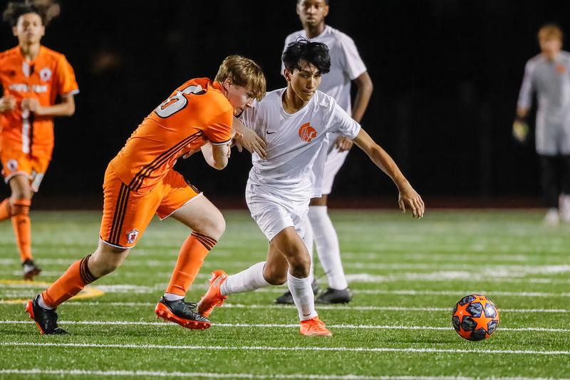 High School Soccer: Winter Park host Boone