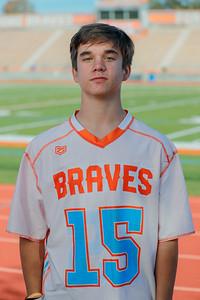 Feb 4, 2021; Orlando, FL, USA; Boone High School Men's Lacrosse individual player headshots.
