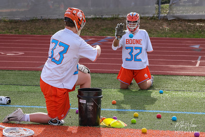 Mar 31, 2021; Orlando, FL, USA; Boone High Men's Varsity Lacrosse win 17-0 against University High during a match at McCoy Federal Credit Union Athletic Complex. . Mandatory Credit: Mike Watters-Boone High Sports