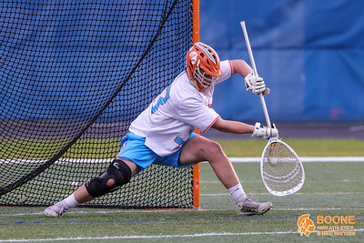 Apr 16, 2021; Winter Garden, FL, USA;  Boone lacrosse win district championship defeating West Orange High School 8-7 at Raymond Screws Field. Mandatory Credit: Mike Watters-Boone High Sports