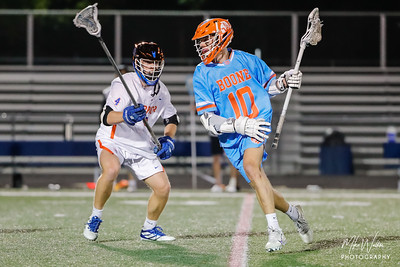 Mar 9, 2021; Orlando, FL, USA; Boone High Men's Varsity Lacrosse win 9-4 against West Orange High during a match at West Orange High School. Mandatory Credit: Mike Watters-Boone High Sports