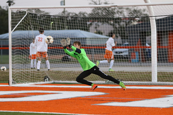 Boone Boys Soccer 12-12-17