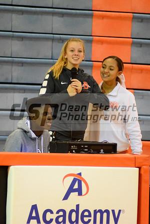 JV Girls Basketball vs Freedom 12-11-17