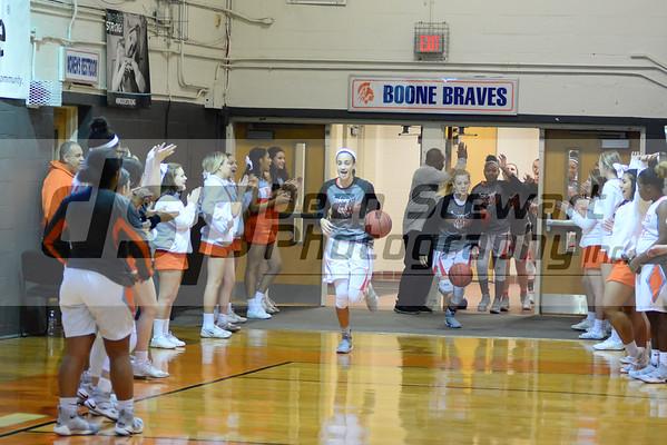 Varsity Girls Basketball vs Freedom 12-11-17