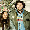 Along with Johnny Be and Bob, Big Don Maurice was one of the original Pisgah members and a good friend and Pisgah brother.  Here we are in 1983 hanging out.  I have on my standard winter backpacking garment---a quilted one-piece suite with zipper in the front.
