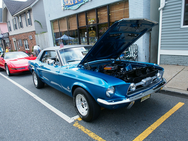The August 2014 Car Show